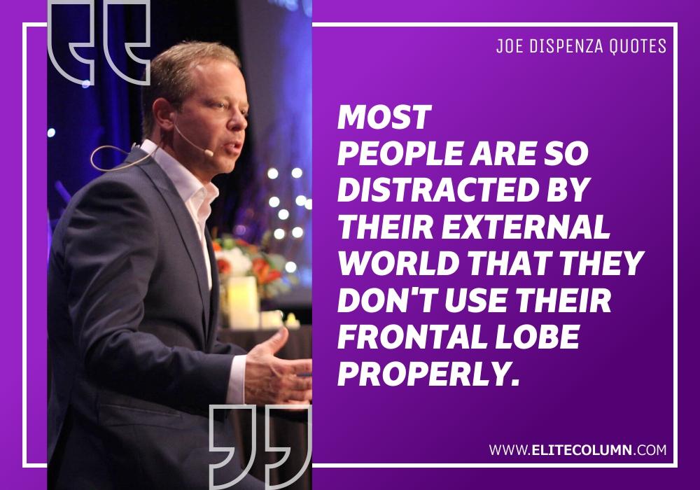 Joe Dispenza Quotes (12)