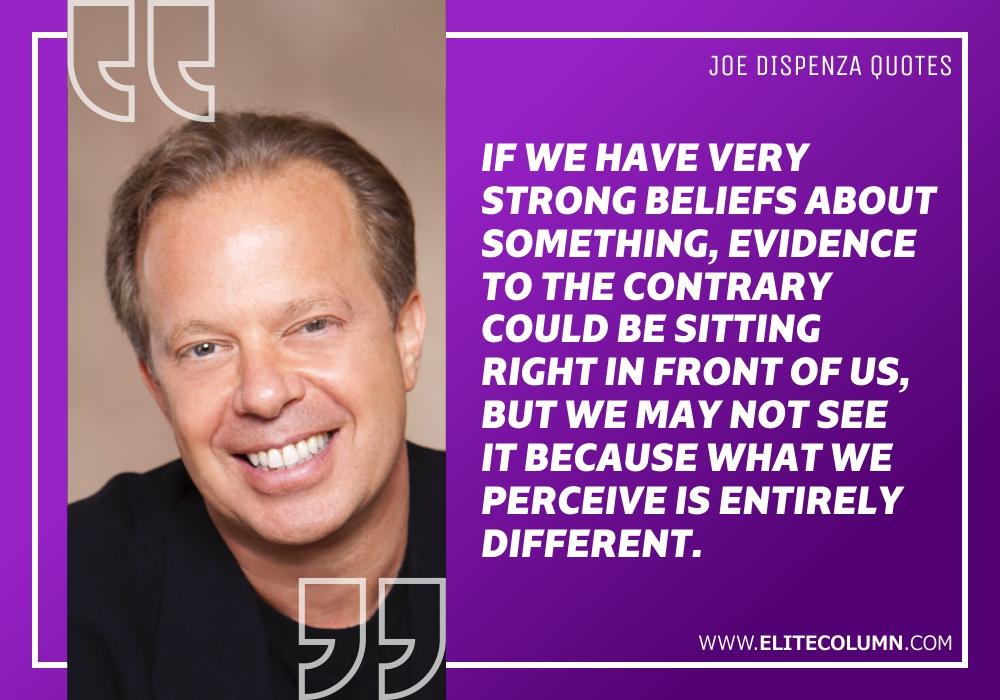 Joe Dispenza Quotes (3)