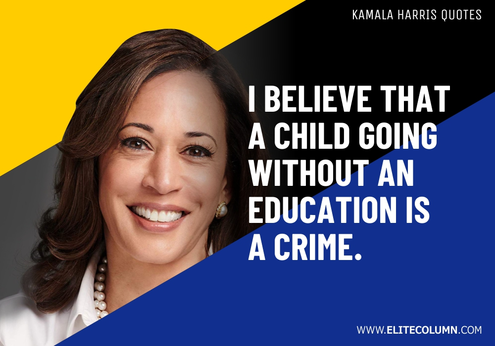 Kamala Harris Quotes (10)
