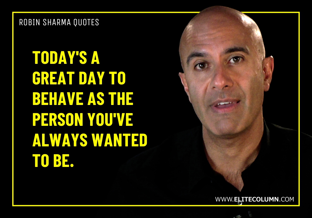 Robin Sharma Quotes (5)