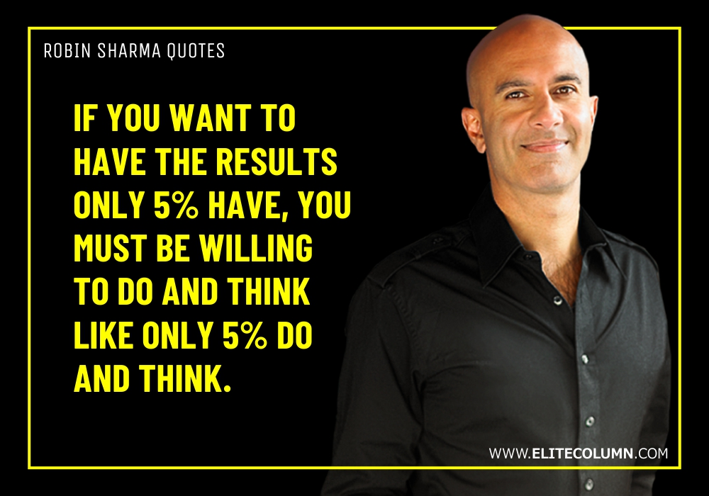 Robin Sharma Quotes (6)