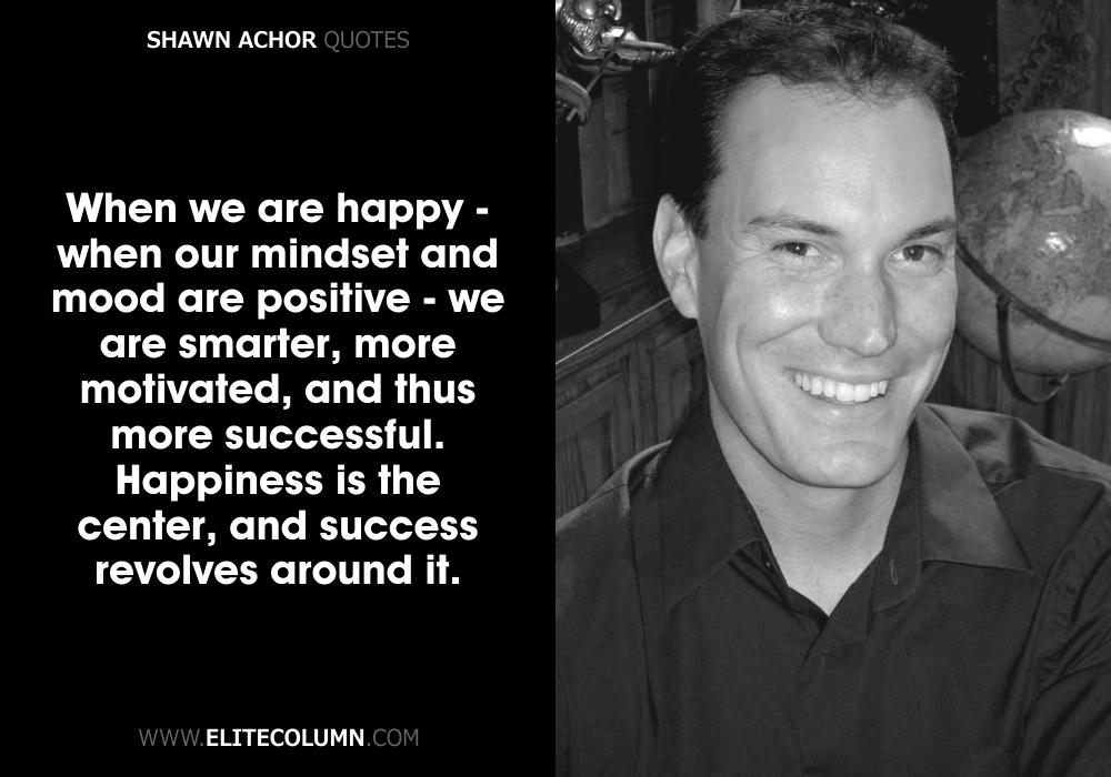 Shawn Achor Quotes (10)