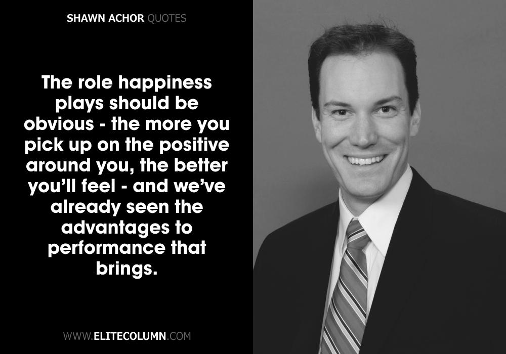 Shawn Achor Quotes (11)