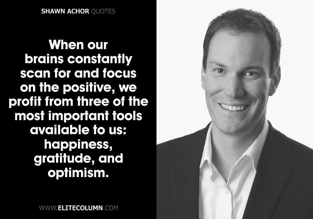 Shawn Achor Quotes (12)
