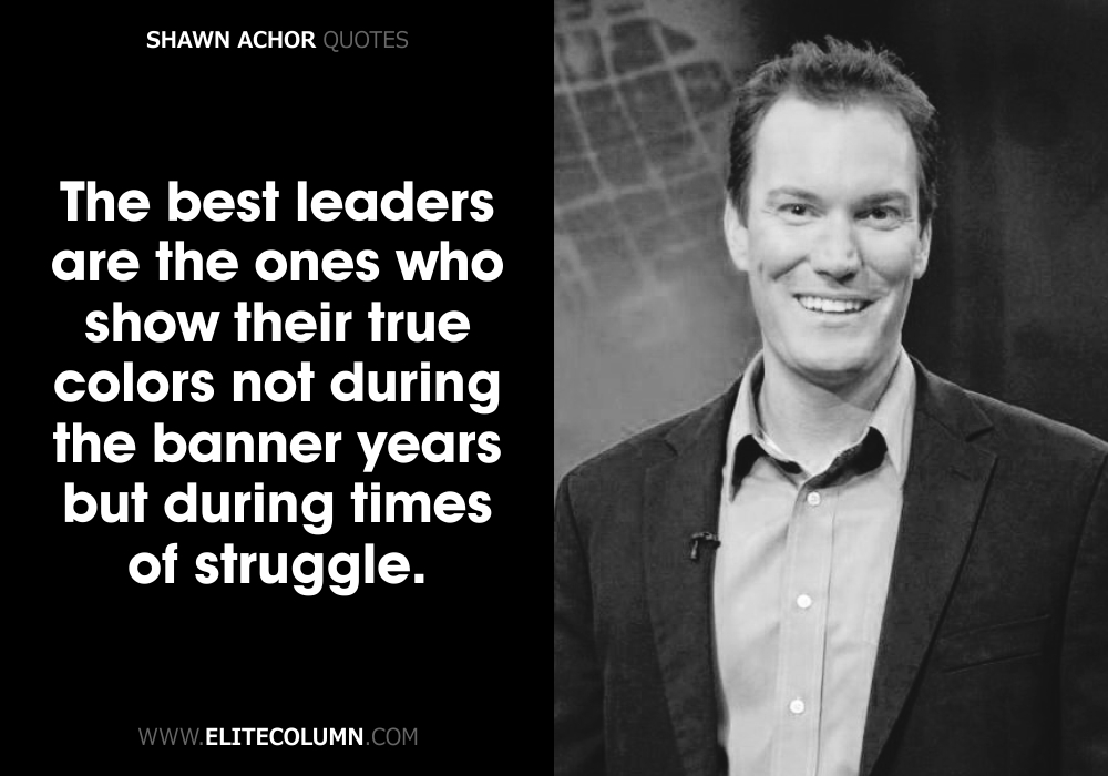 Shawn Achor Quotes (4)
