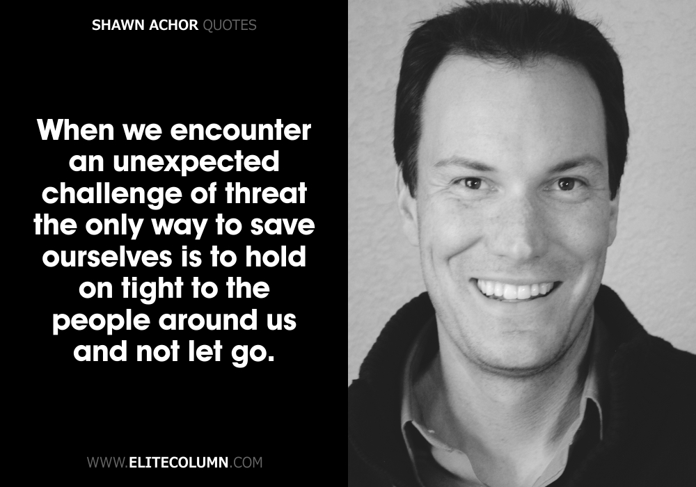 Shawn Achor Quotes (8)