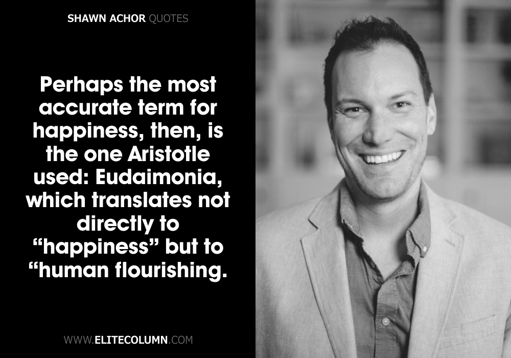 Shawn Achor Quotes (9)
