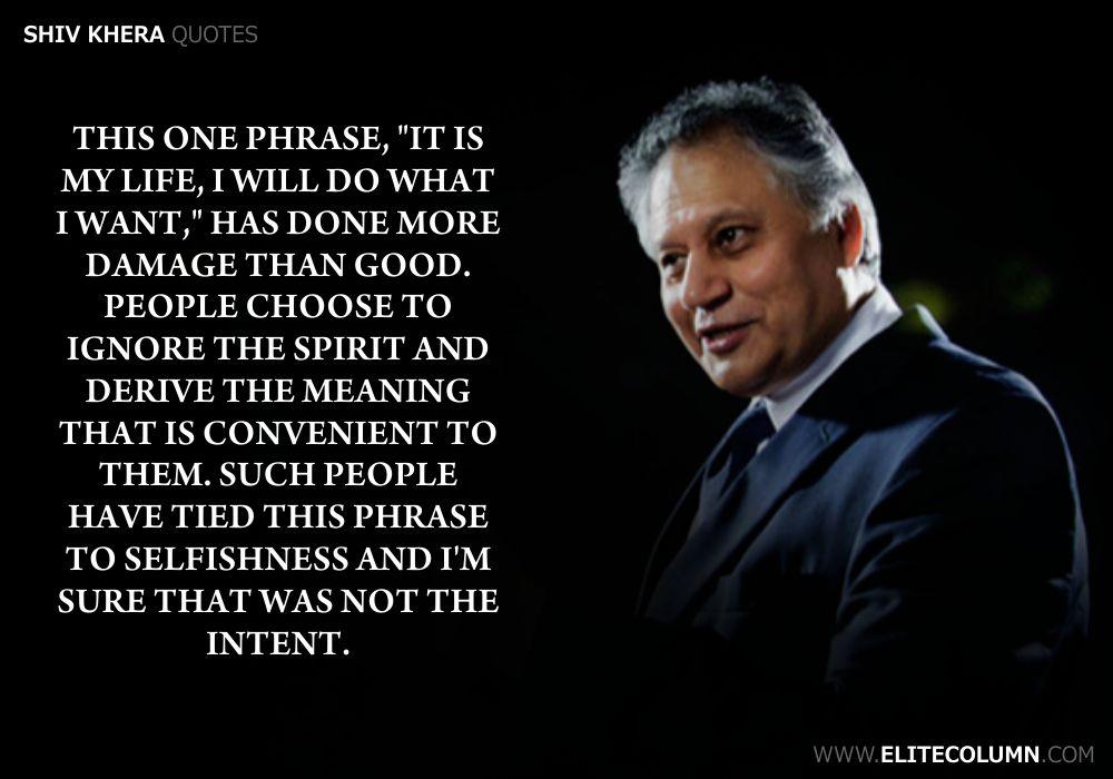 Shiv Khera Quotes (9)