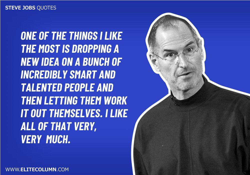 Steve Jobs Quotes (10)