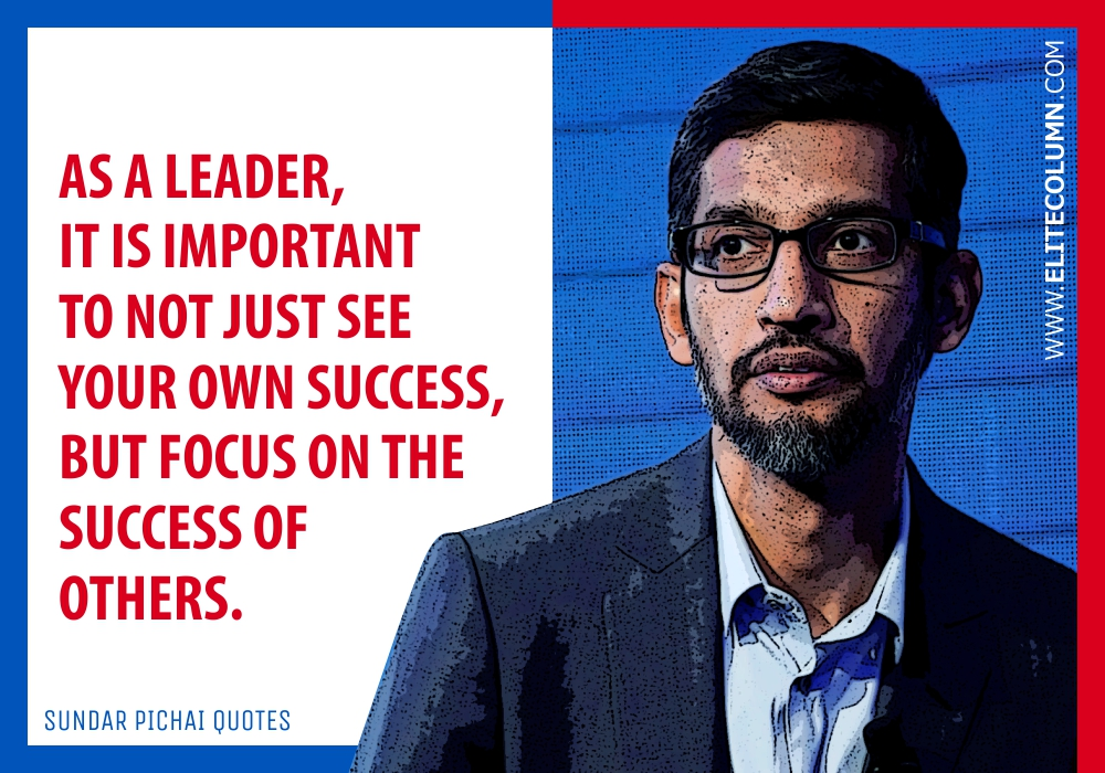 Sundar Pichai Quotes (15)