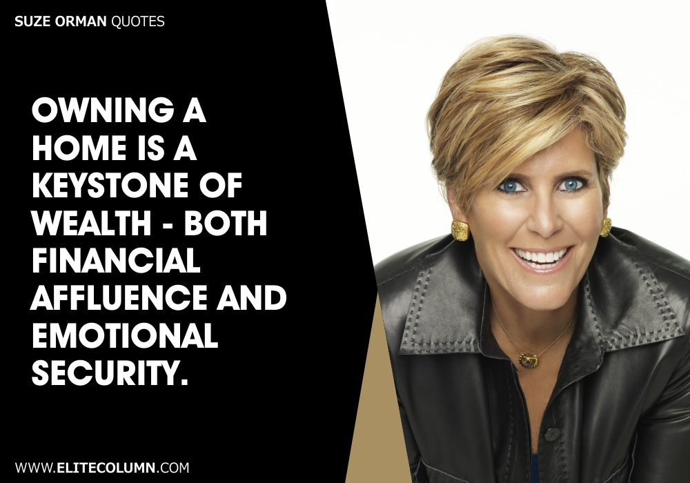 Suze Orman Quotes (2)