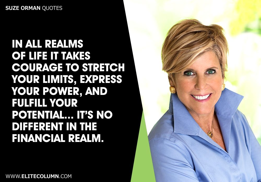Suze Orman Quotes (3)