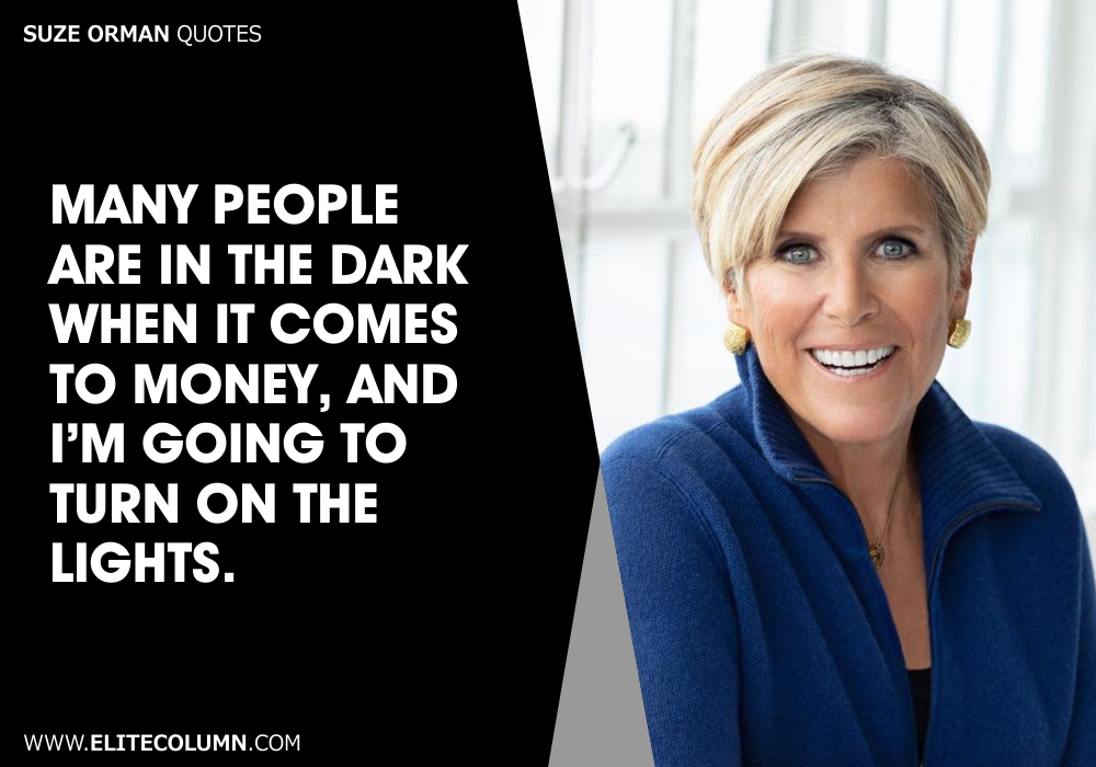 Suze Orman Quotes (5)