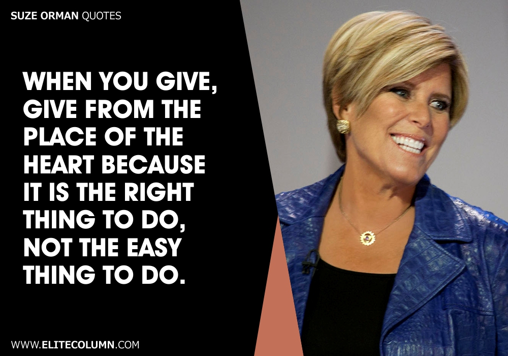 Suze Orman Quotes (6)