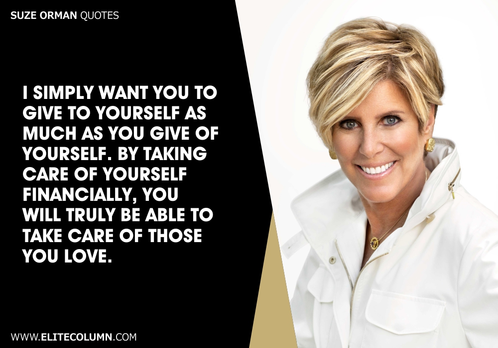 Suze Orman Quotes (9)