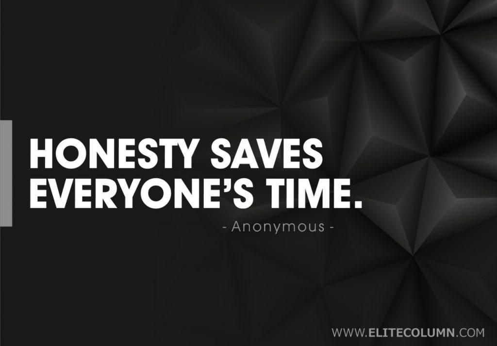 Honesty Quotes (1)