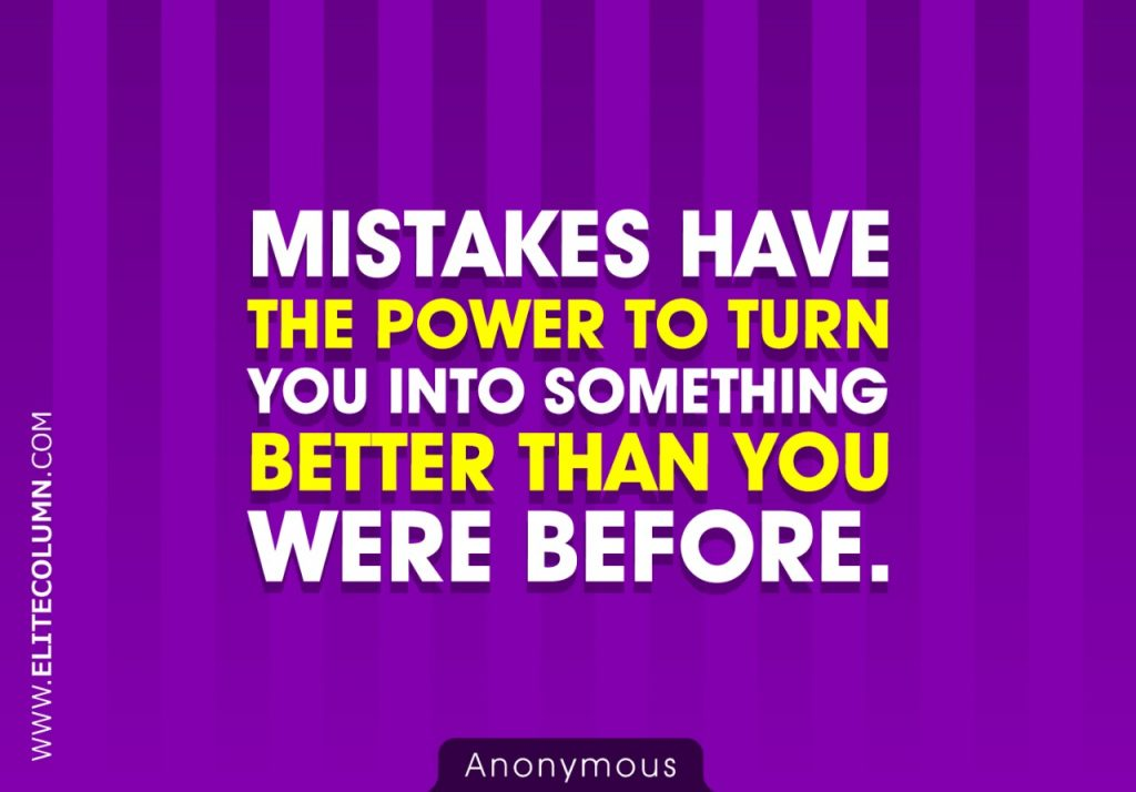 Mistakes Quotes (1)
