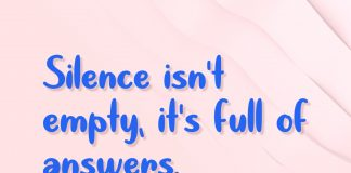 Silence Quotes (1)