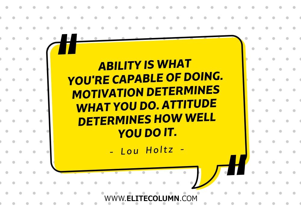 Attitude Quotes (5)