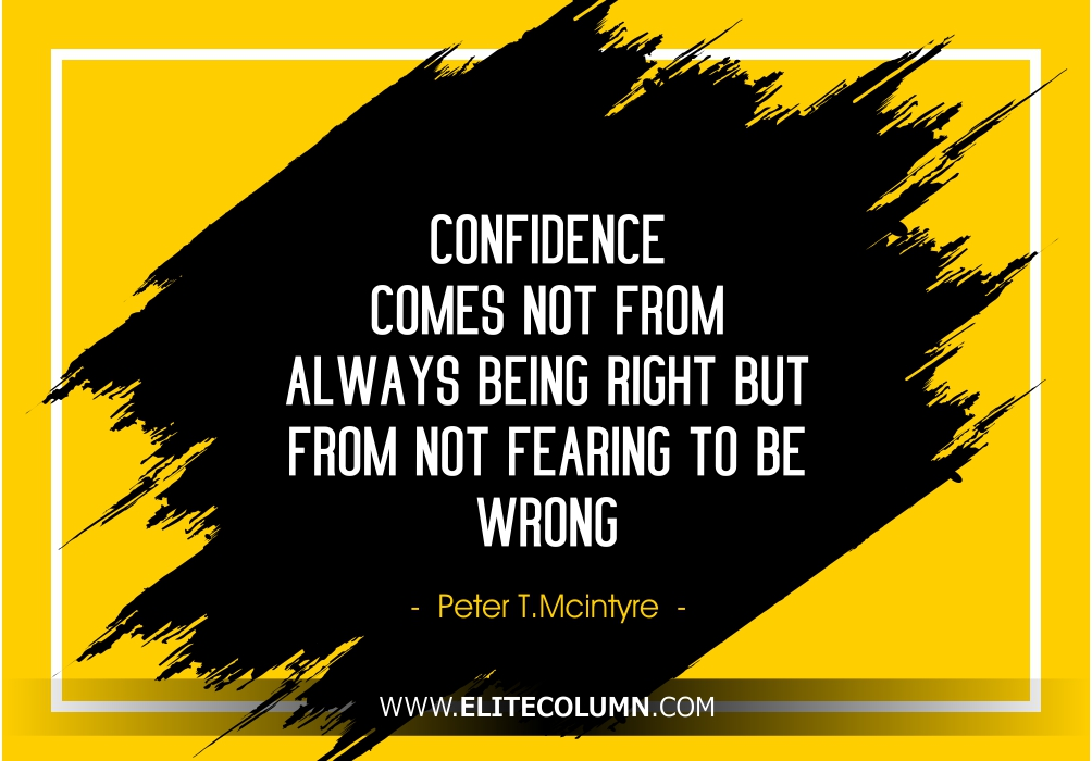 Confidence Quotes (2)