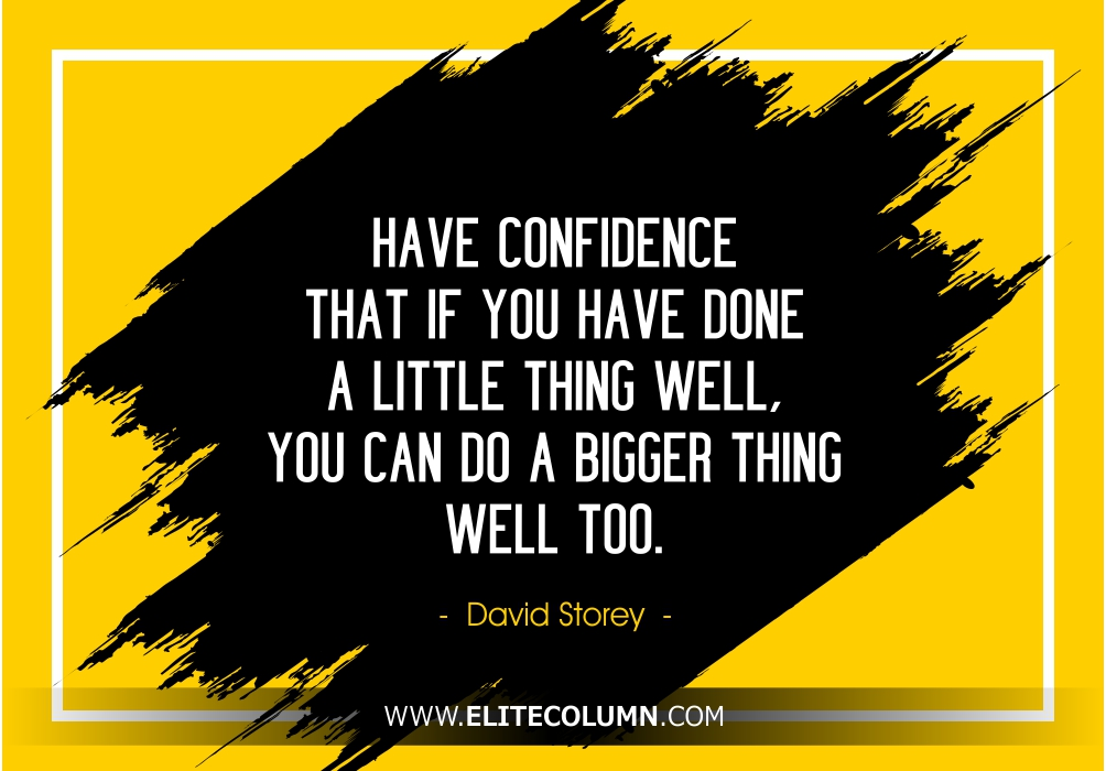 Confidence Quotes (3)