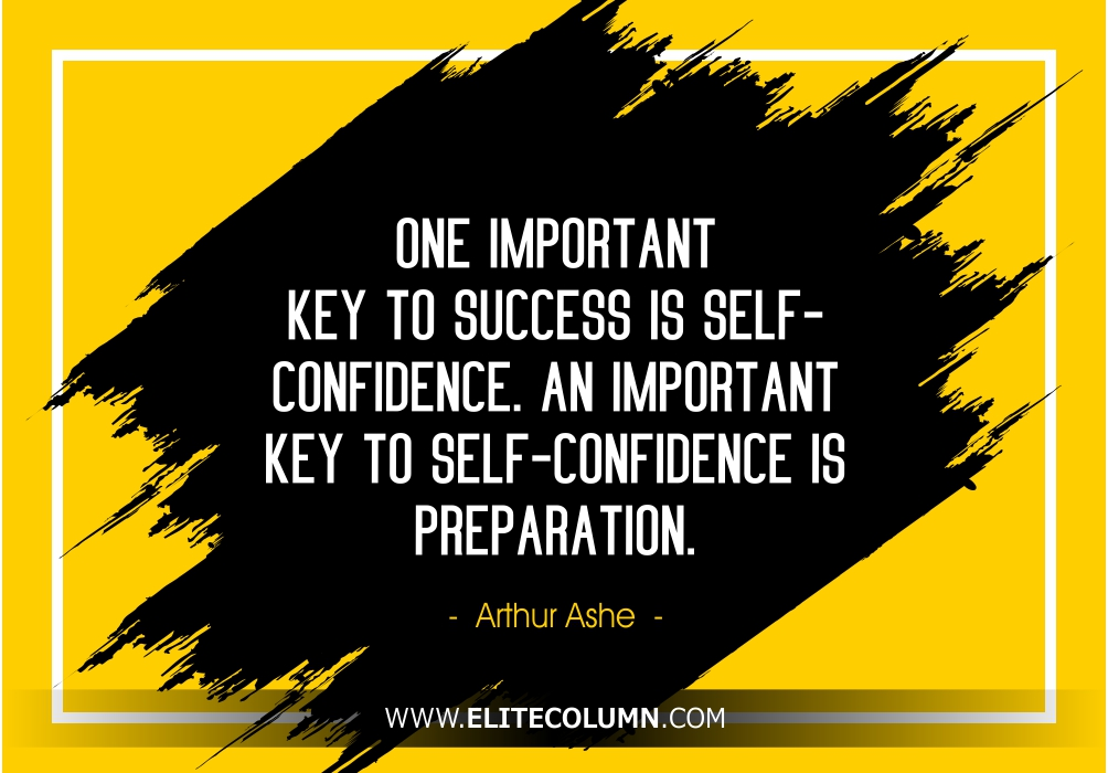 Confidence Quotes (4)