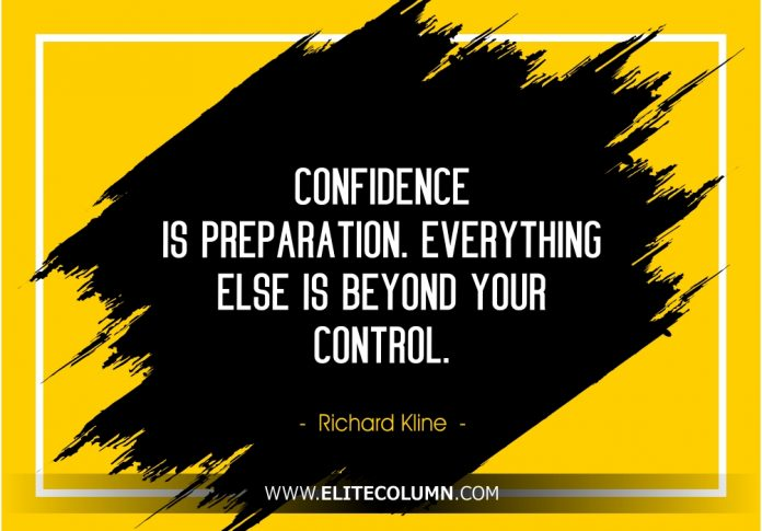 Confidence Quotes (5)