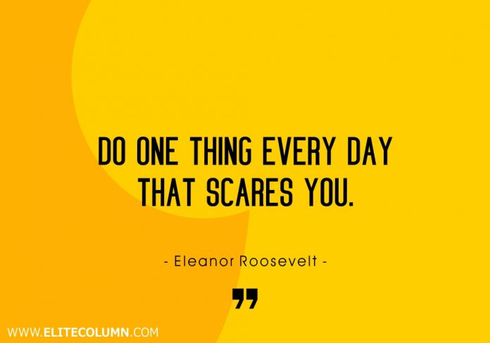 Fear Quotes (6)