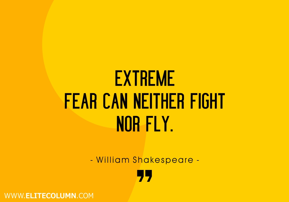 Fear Quotes (8)
