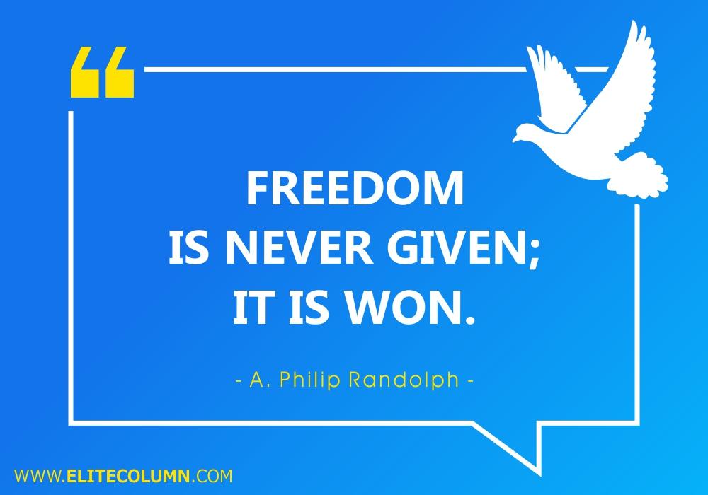 Freedom Quotes (8)