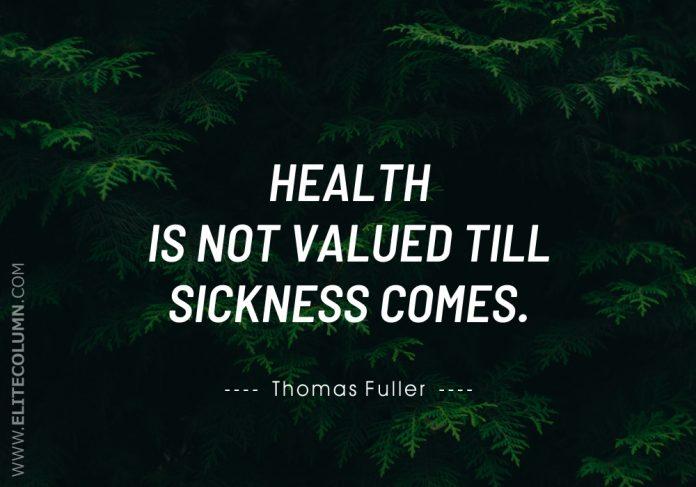 Health Quotes (4)