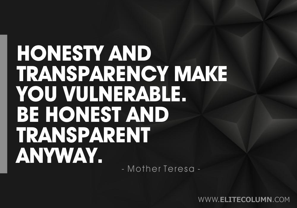 Honesty Quotes (9)