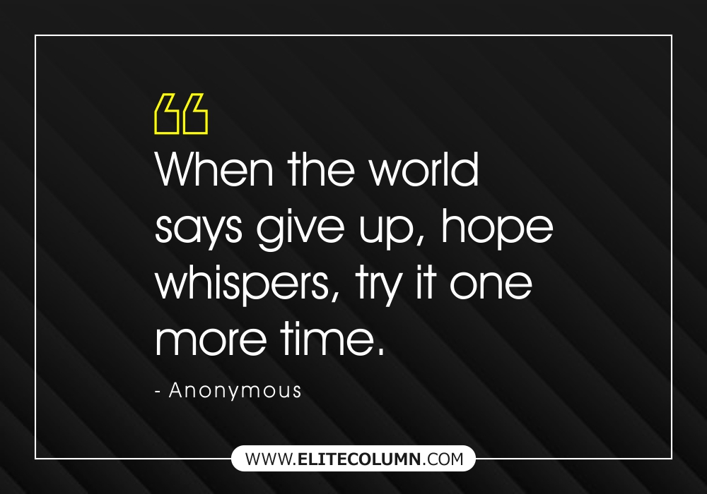 Hope Quotes (10)