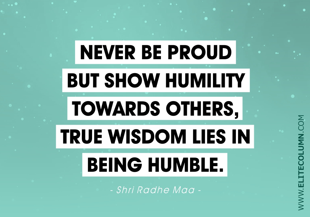 Humble Quotes (9)