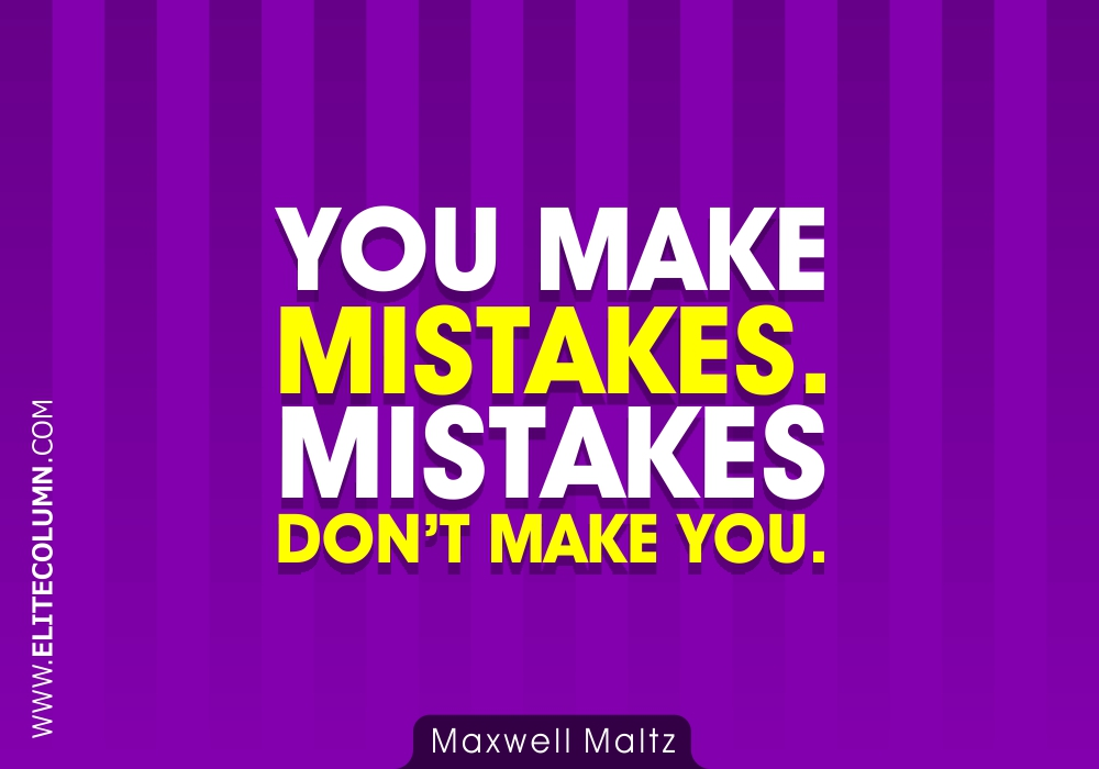 Mistakes Quotes (3)