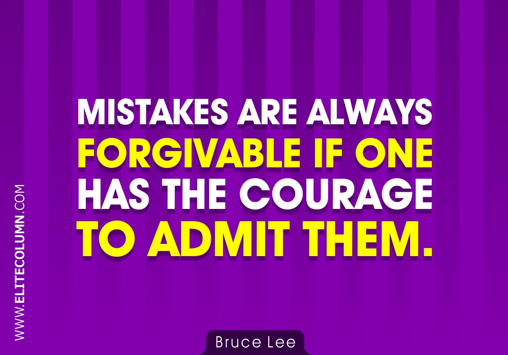 Mistakes Quotes (5)