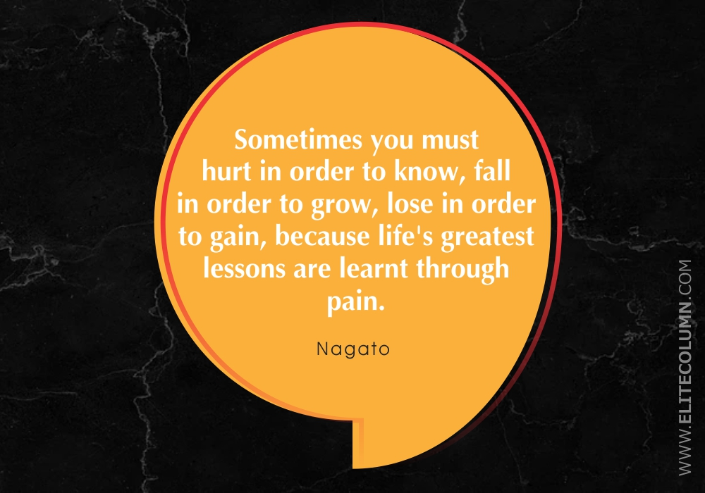 Pain Quotes (5)