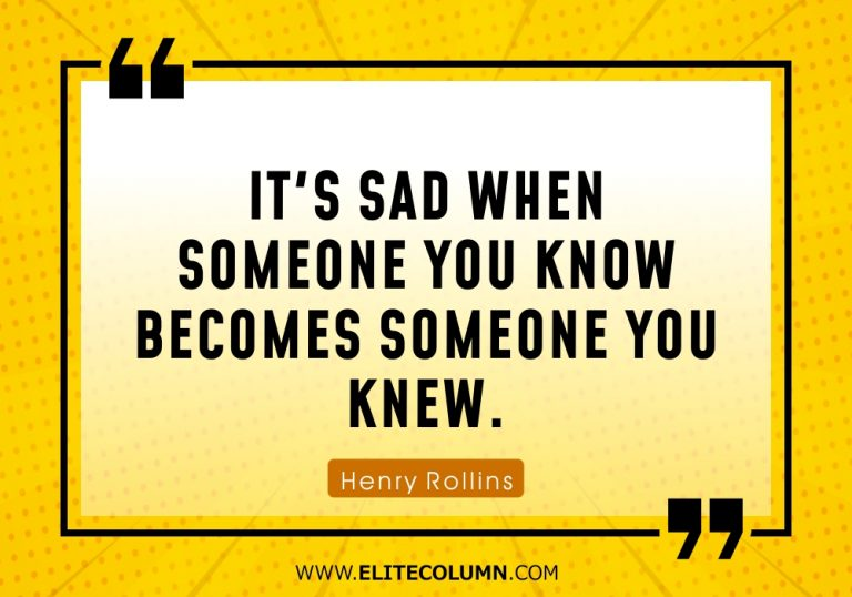 50 Sad Quotes That Will Help You Feel Better