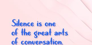 Silence Quotes (5)