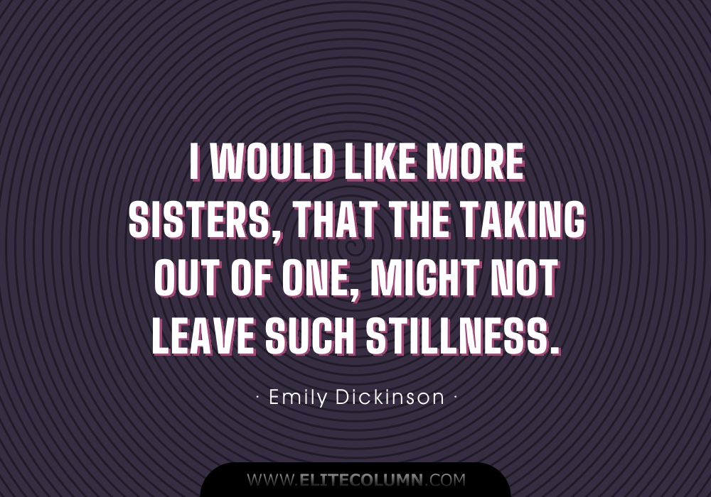 Sister Quotes (4)