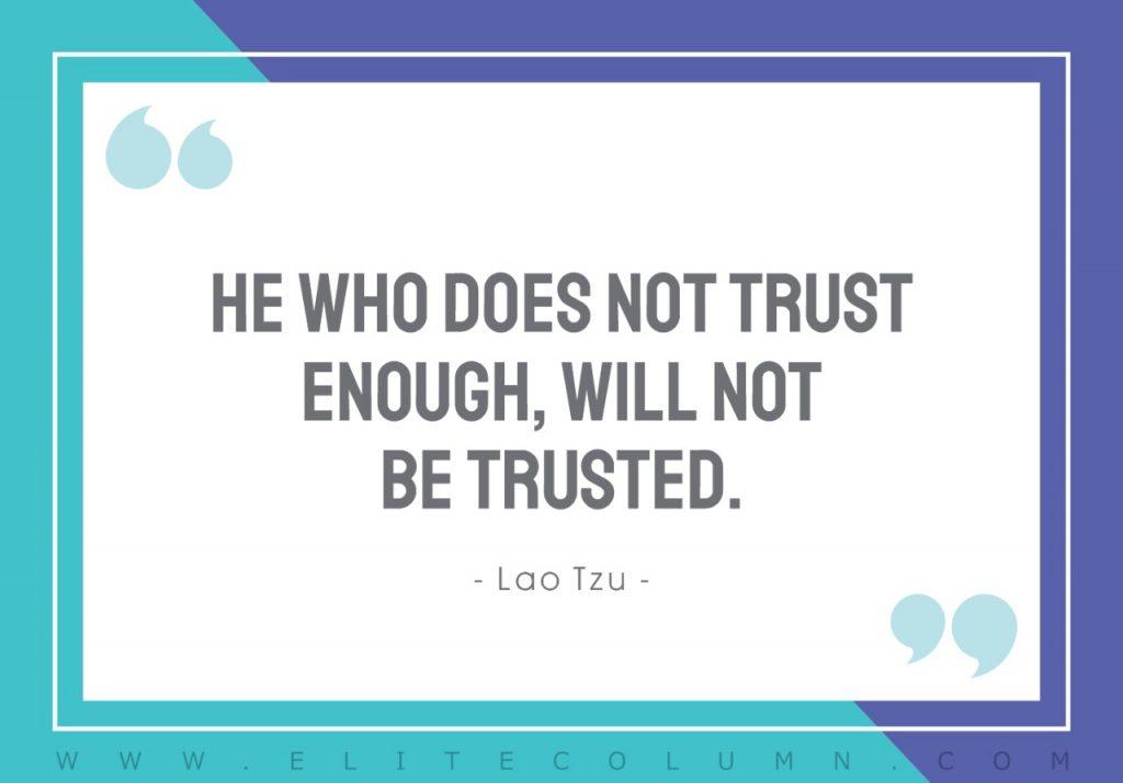 Trust Quotes (1)