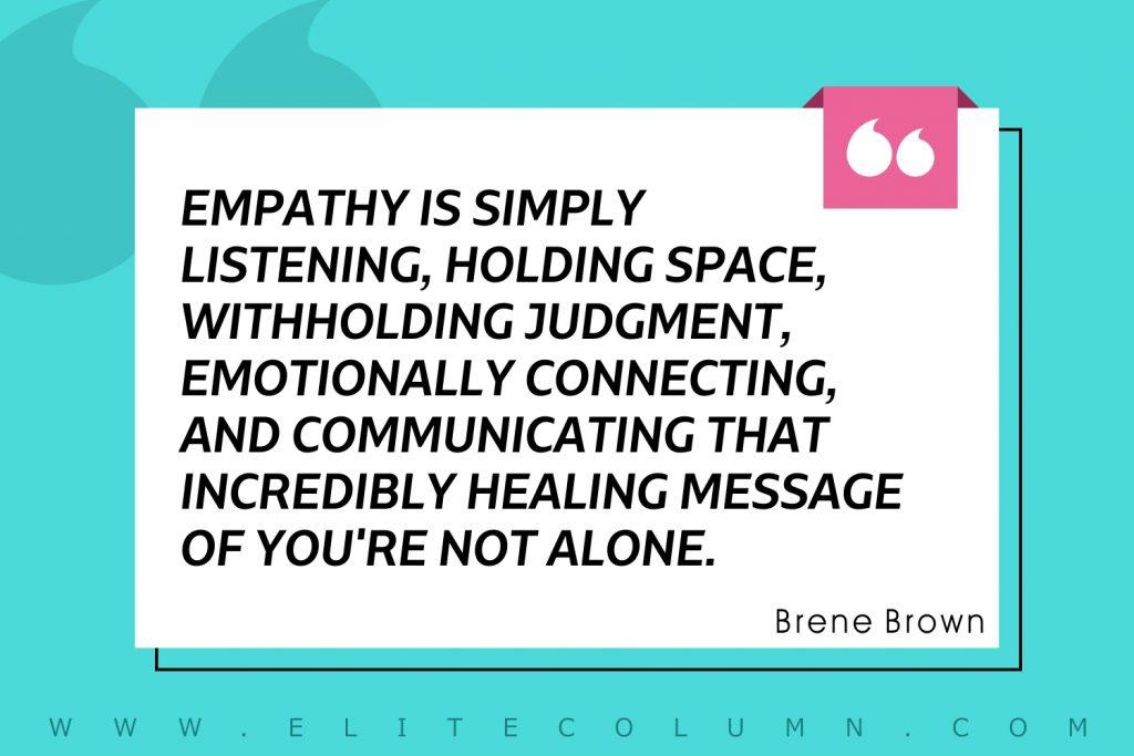 Empathy Quotes (3)