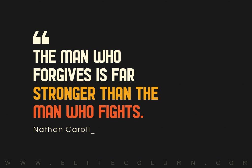 Forgiveness Quotes (10)