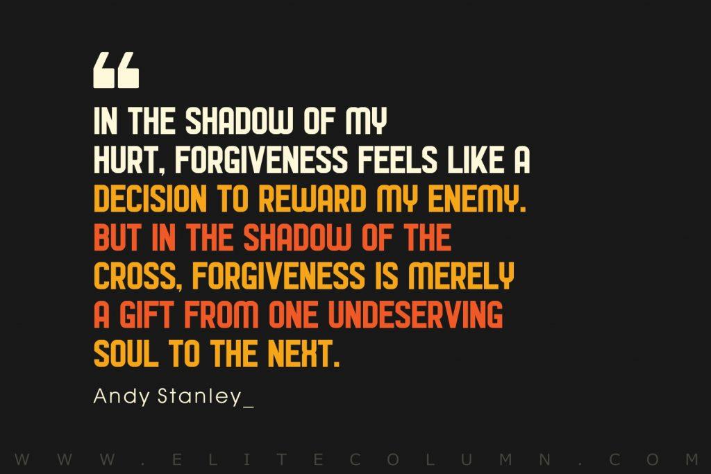 Forgiveness Quotes (5)