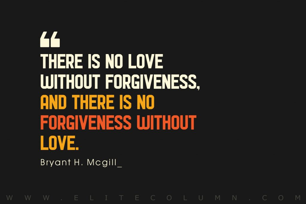 Forgiveness Quotes (8)