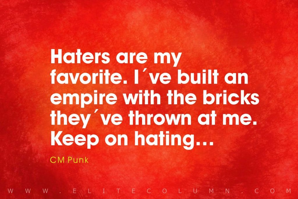Hate Quotes (6)