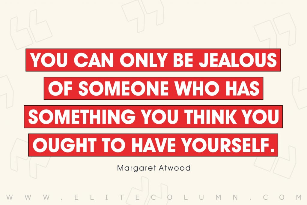 Jealousy Quotes (7)