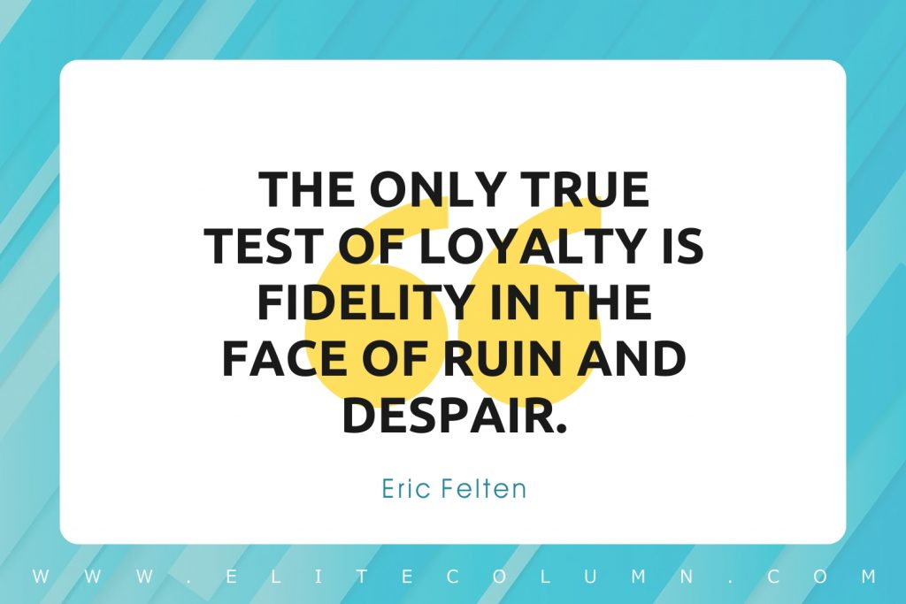 Loyalty Quotes (2)