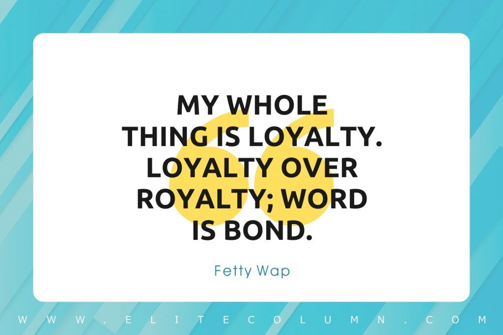 Loyalty Quotes (3)