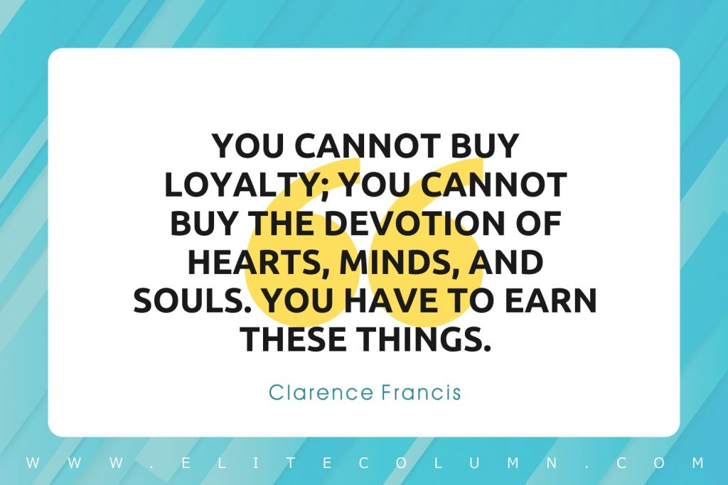 Loyalty Quotes (7)